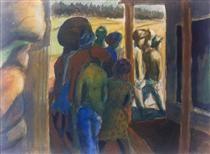 GOING HOME - Gerard Sekoto
