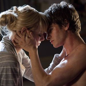 Gwen Stacy and Peter Parker, The Amazing Spider-Man