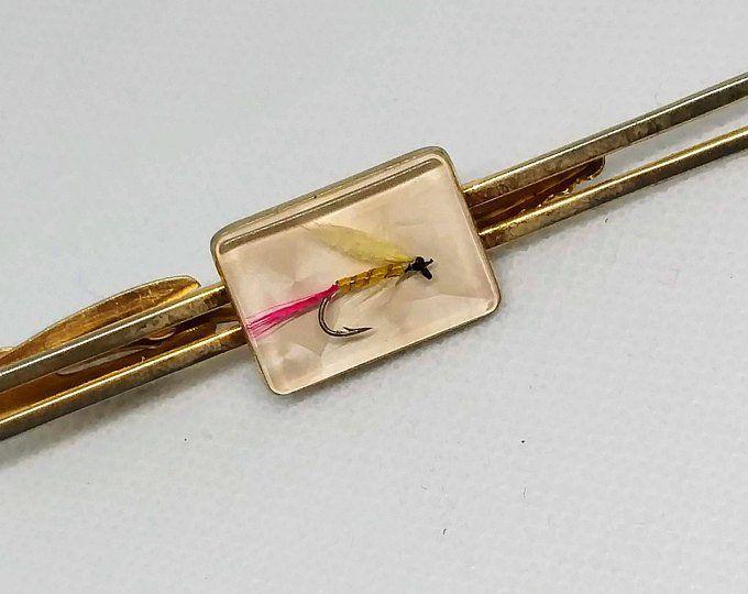 Vintage Tie Clip Souvenir Tie Clip Souvenir Tie Clasp Vintage Tie Clasp