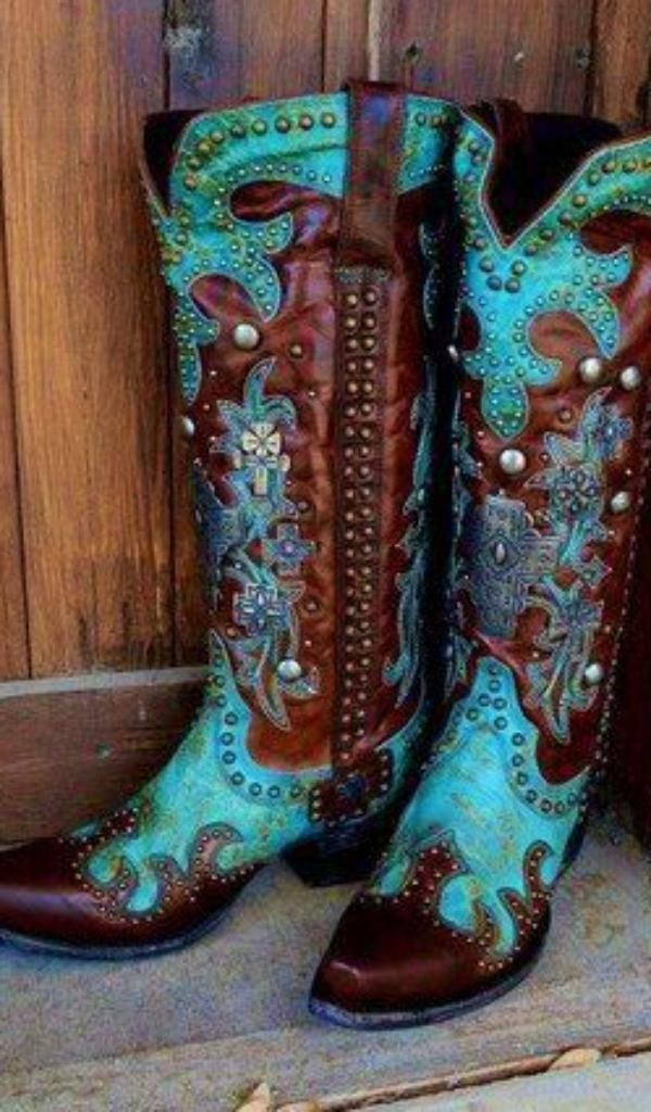364e606e109 Fashionable cowboy girl boots for the modern women of today. Get it ...