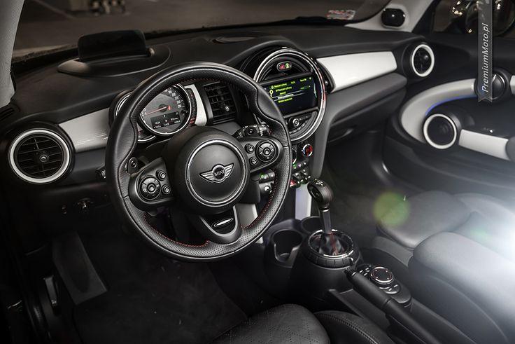 MINI Cooper S interior F56. #mini #cooper #interior