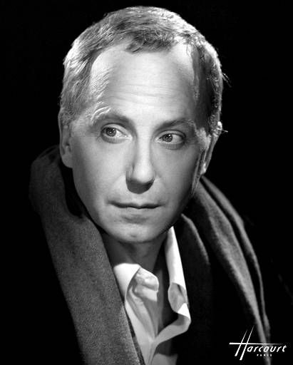 PORTRAIT OF LUCHINI FABRICE FRENCH ACTOR CINEMA AND THEATER
