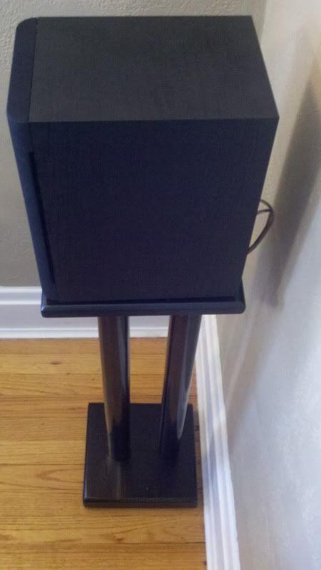 Ikea hack | diy speaker stand | Pinterest | Speakers