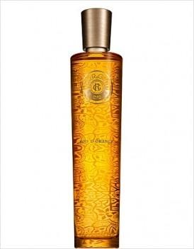 Le flacon rouleau Eau Fraiche parfumee Bois d Orange de Roger Gallet