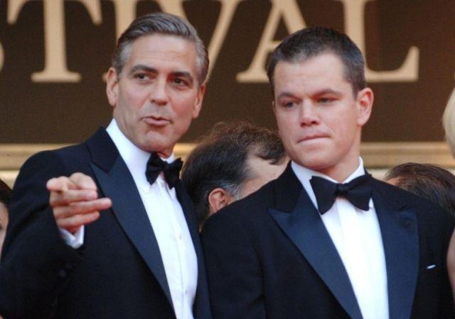 Cineast: Мэтт Дэймон просится в фильм Джорджа Клуни