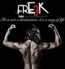 We are incredibly honored you have chosen FRE3K to begin your life changing fitness journey.  We are not just a company, not just a supplement, but a TEAM. Fore more information you can visit our web site -  https://www.fre3kteam.com/
