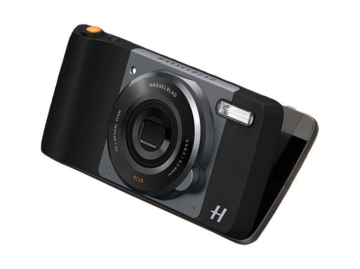 Ecco come trasformare il tuo smartphone in una vera fotocamera professionale Lo smartphone Motorola Moto Z è uno dei telefoni, con sistema operativo Android, più avanzati e completi che ci siano in commercio. La sua particolarità è quella di essere estremamente modulare grazi #smartphone #fotocamera #cover #fotografia