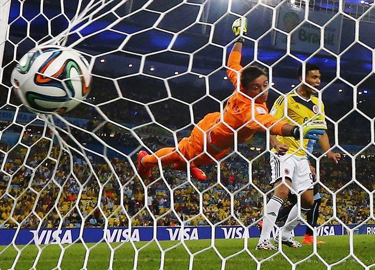 Colombia a cuartos de final