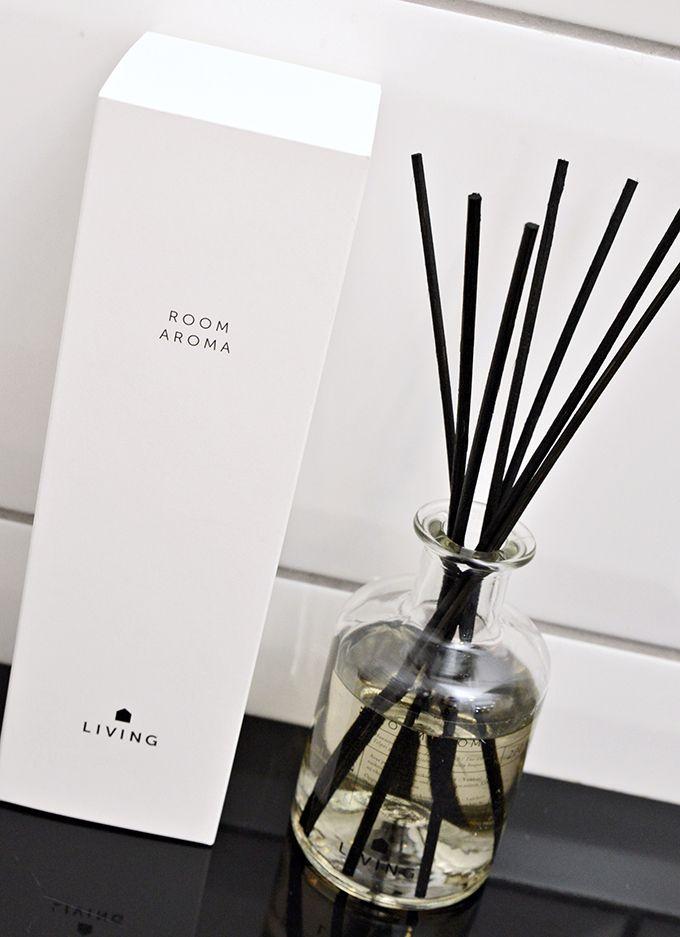 Dermosil Living room aroma.
