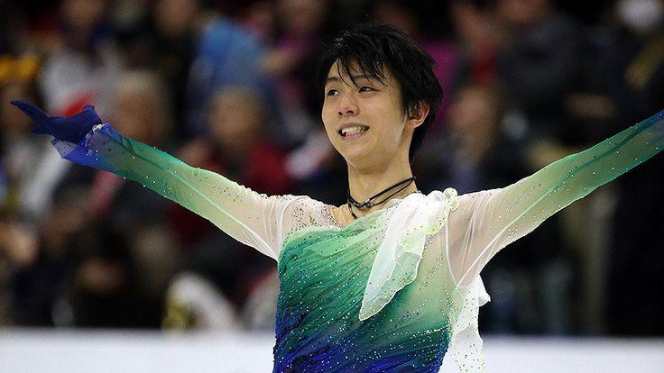 【写真速報】スケートカナダ男子 フリーで巻き返した羽生が2位に(三尾圭) - 個人 - Yahoo!ニュース