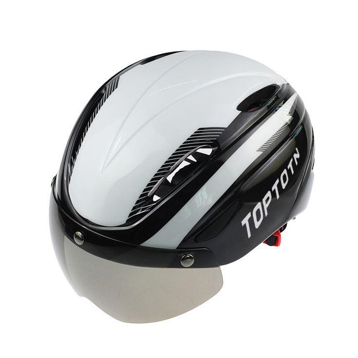 2017 Casco Bicicleta Integrally Molded Cycling Helmet Mountain Bike Glasses Helmet Goggles Hat Male And Femaleultralight Helmet  #Affiliate