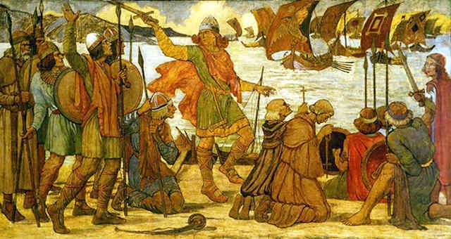 What Are Vikings Meaning And Their History In 2020 Vikings Medieval History Viking Age