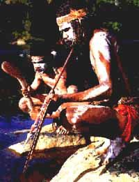 There were around 300,000 aborigines in about 250 tribal groups before the first white settlers arrived in Australia in 1776. Each group had its own territory, traditions, beliefs and language. The Aborigines have one of the oldest civilizations in the world.