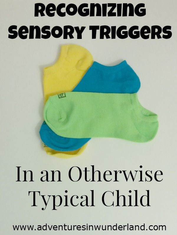 Sensory Triggers. What is sensory processing disorder. What causes sensory overload.