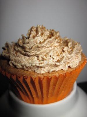 Bastogne Buttercream Cupcake