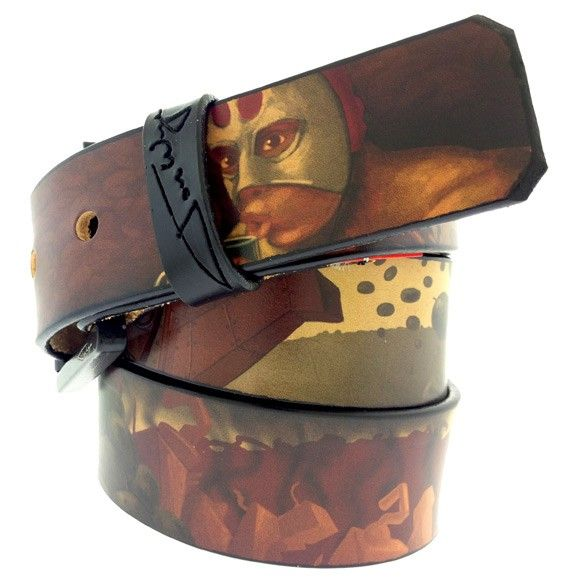 tattoo belt