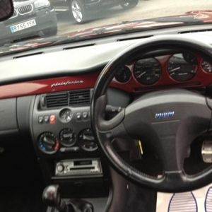 Fiat Coupe Turbo 20v Interior