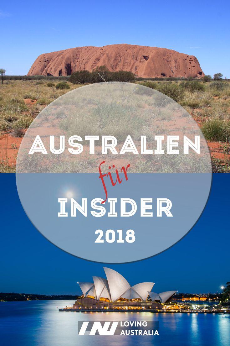 Australien: Insider Tipps bekommt ihr auf unserem …