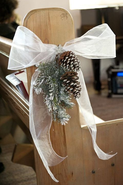 30 Chic Brown Winter Wedding Ideas | HappyWedd.com
