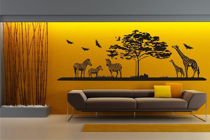 die 25 besten afrikanische wohnzimmer ideen auf pinterest afrikanisch innen afrikanische. Black Bedroom Furniture Sets. Home Design Ideas