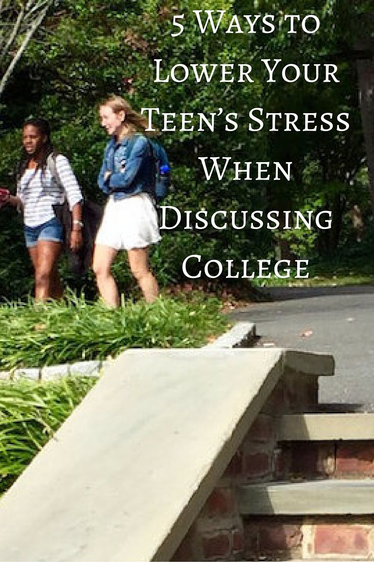 Your Teen For College Ways 7