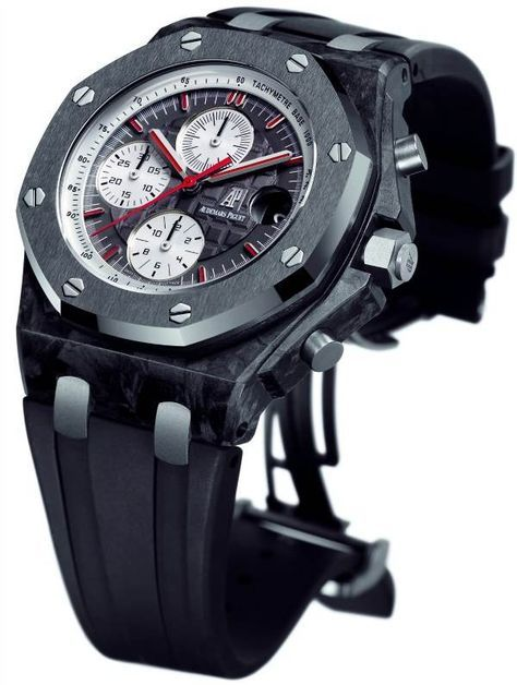 Audemars Piguet Royal Oak Offshore Jarno Trulli Limited Edition Watch