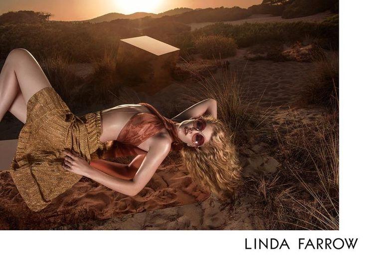 RJ King Linda Farrow S / S 16 (Linda Farrow)