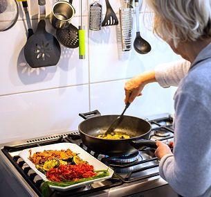 Küchen Arbeitsplatz