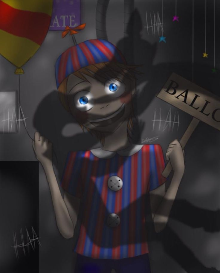 This is seriously the best five nights at freddy's fan art I've ever seen