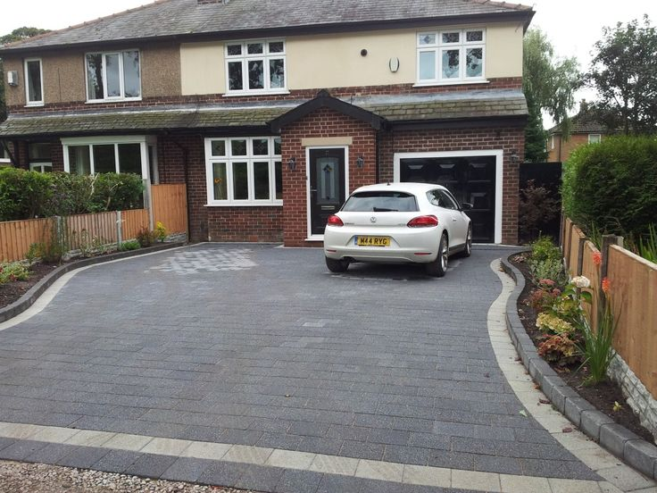 images of block paved driveways - Google Search