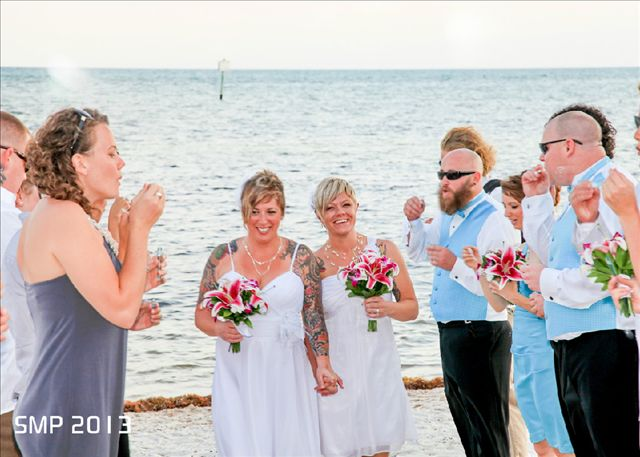 47 best Gay Lesbian Engagements Weddings in Key West the