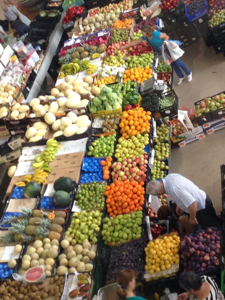 Eine portugiesische Obstabteilung #portuguese fruits