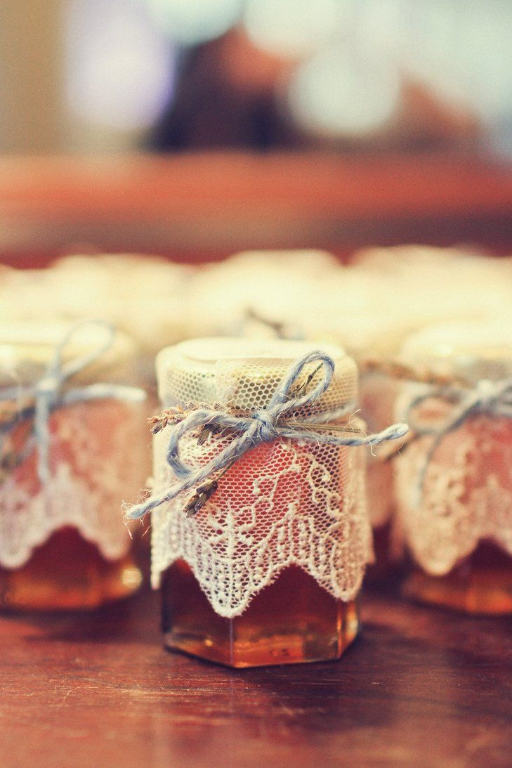 Honey Wedding Favors | Austin Wedding Planners, LLC | Beth Aubrey Photography https://www.theknot.com/marketplace/beth-aubrey-photography-austin-tx-270293