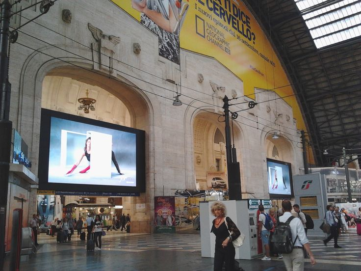 Forme's short movie in the Central Station