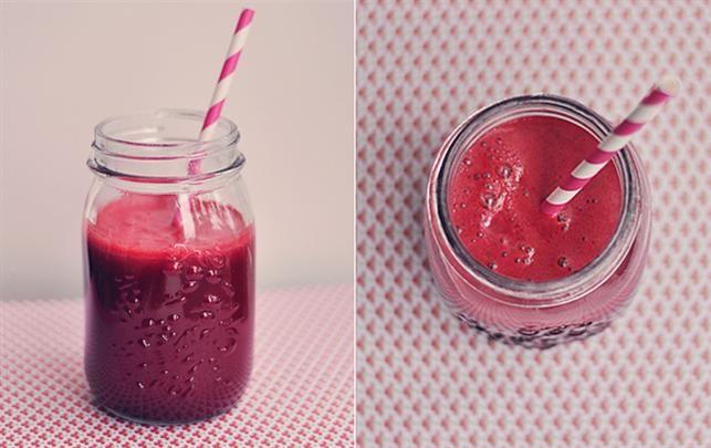 juice opskrifter æble