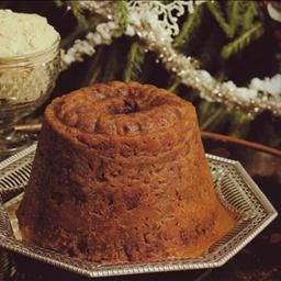 Fig Pudding with Rum Butter on BigOven: This is a simple but classic version of fig pudding.  The recipe is made purely of figs with no other dried fruit.