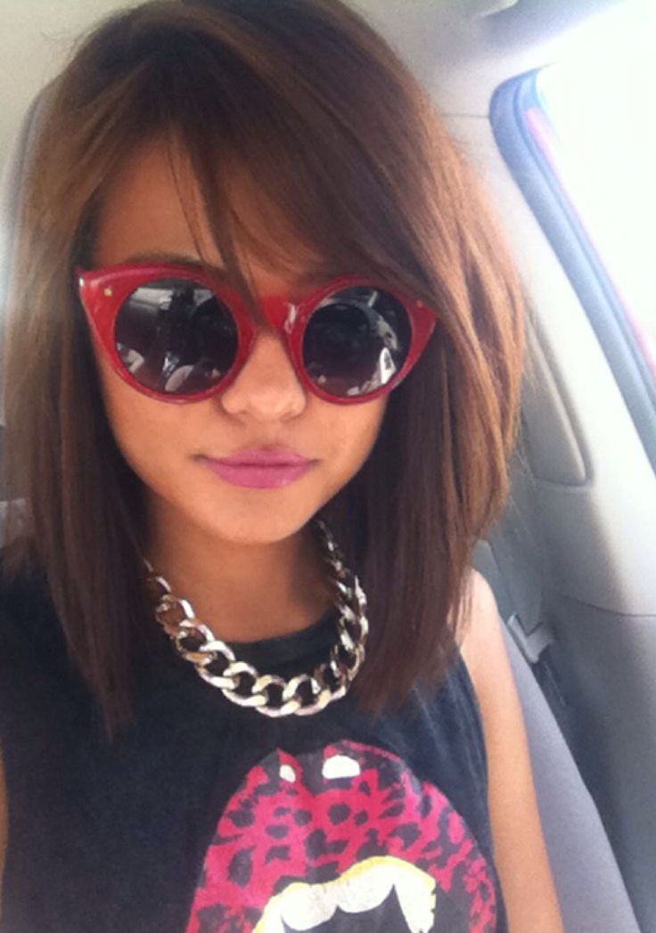 25 Best Ideas About Lob With Bangs On Pinterest Short