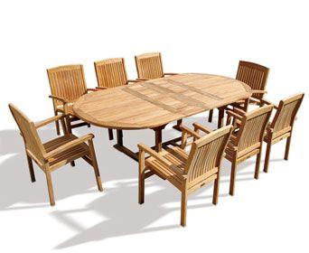 Set Garden Furniture