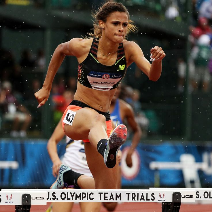 The high school junior will join the U.S. track team in Rio this summer. Here, 5 reasons to be inspired by 16-Year-Old Olympian Sydney McLaughlin. | Health.com