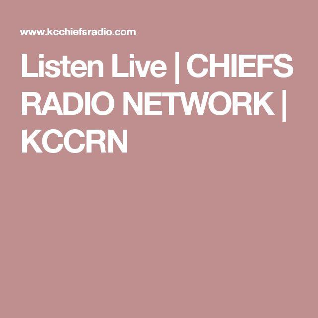 Listen Live | CHIEFS RADIO NETWORK  | KCCRN