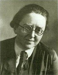 Anna Essinger was a German-Jewish educator. At the age of 20, she encountered Quakers and was greatly influenced by their attitudes.  In 1933, with the Nazi threat looming and the permission of all the parents, she moved the school and its 66 children, mostly Jewish, to safety in England. During the war, Essinger established a reception camp for 10,000 German children sent to England on the Kindertransports. After the war, her school took many child survivors of Nazi concentration camps.
