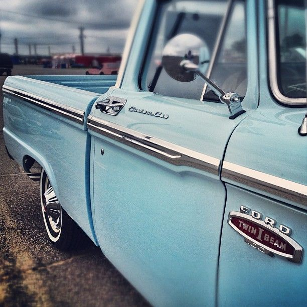 Cabin wheels | 1966 Ford F100 Custom