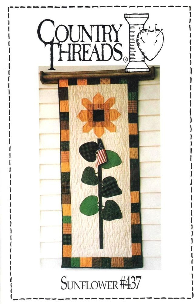 Quilt Pattern ~ STEPPING STONES ~ by Country Threads