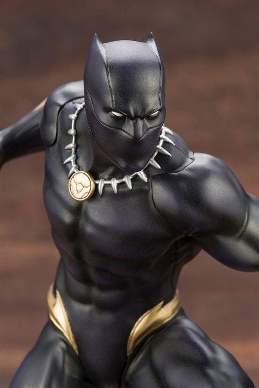 ARTFX+ Series Black Panther Marvel Comic Statue