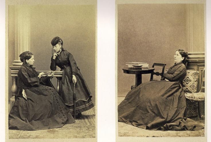 ΕΛΕΝΗ ΚΟΥΝΤΟΥΡΙΩΤΗ ΚΑΙ ΦΙΛΗ ΤΗΣ 1865 ( Φίλιππος Μαργαρίτης και Ιωάννης)