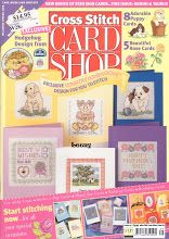 Cross Stitch Card Shop Issue 29 March/April 2003 Saved