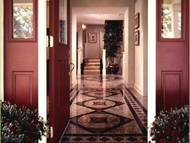Front Foyer Tile Pictures : 27 best tile entry design images on pinterest patterns