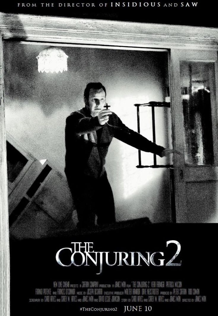 The Conjuring 2 [2016] Scary films, The conjuring, Films