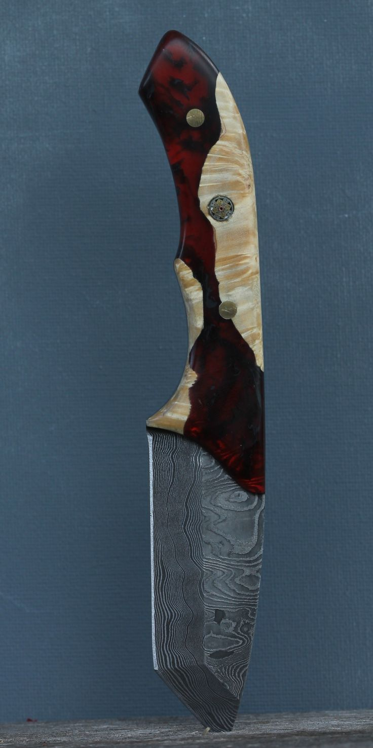 buy shoes cheap from china Tanto blade Damascus