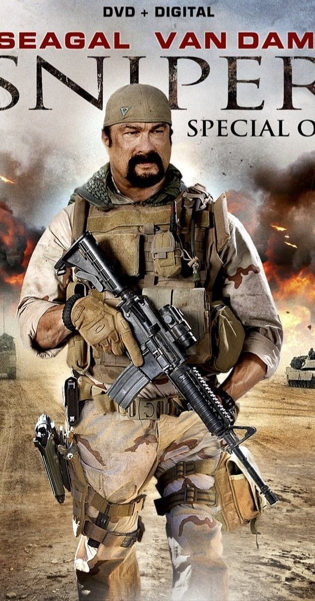 "Directed by Fred Olen Ray.  With Steven Seagal, Rob Van Dam, Tim Abell, Dale Dye. A Special Ops Military Force, led by Sergeant Vic Mosby (Tim Abell) with an expert sniper Sergeant Jake Chandler (Steven Seagal) as ""Over Watch"" during a special mission are sent to a remote Afghan village to extract an American Congressman being held by the Taliban. The rescue mission is a success, but Jake, separated after a firefight with the enemy, stays behind to help an injured soldier. ..."